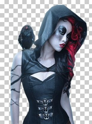 Gothic Art Goth Subculture Gothic Fashion Goths Woman PNG