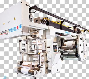 Machine Printing FLEXI-VEL S.A De C.V Printer Industry PNG