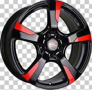 Autofelge Car ET Wheel Motor Vehicle Tires PNG