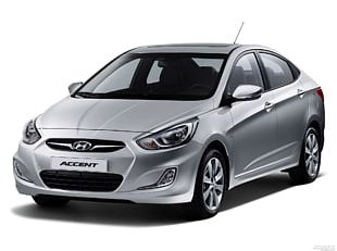 2018 Hyundai Accent 2010 Hyundai Accent 2011 Hyundai Accent GLS Car PNG