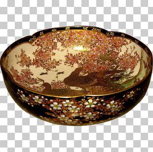 Bowl Glass Ceramic Platter Tableware PNG