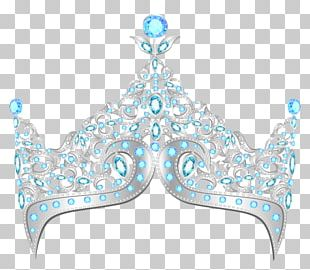 Crown Diamond Tiara PNG