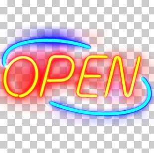 Neon Sign PNG