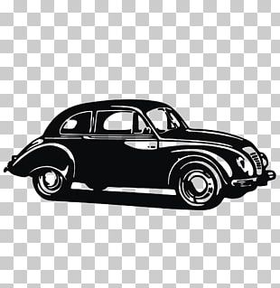 Vintage Car Sports Car Classic Car PNG