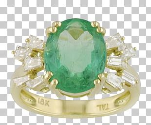 Emerald Diamond PNG