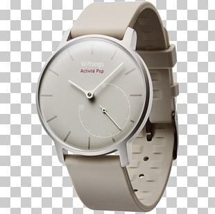 Withings Activité Pop Activity Monitors Smartwatch Withings Activité Steel PNG