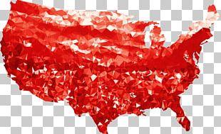 Utah Red States And Blue States Alabama PNG