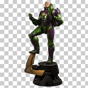 Lex Luthor Superman Joker Batman Action & Toy Figures PNG
