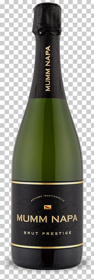 Mumm Napa G.H. Mumm Et Cie Champagne Sparkling Wine PNG