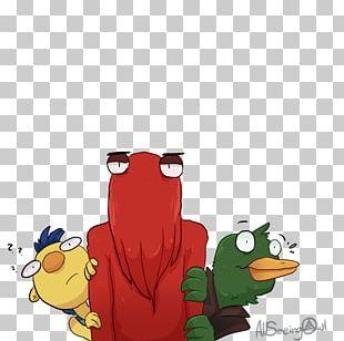 Don't Hug Me I'm Scared Ducks PNG