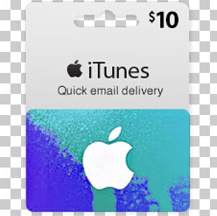 Gift Card ITunes Store Apple App Store PNG