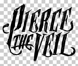 Pierce The Veil T-shirt The Misadventures Tour Logo PNG