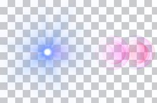 Light Ray Aperture Halo PNG