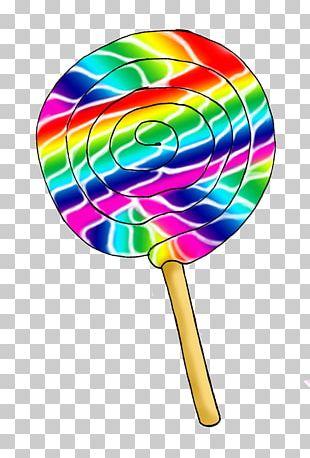 Lollipop Cartoon Cakes PNG
