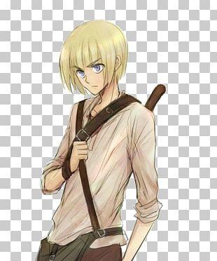 Armin Arlert Eren Yeager Attack On Titan Mikasa Ackerman Anime PNG