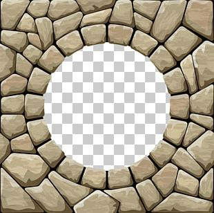 Stone Wall Texture Mapping Pattern PNG