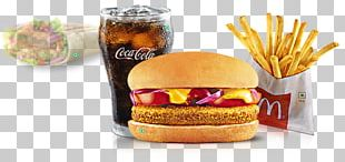 Cheeseburger Fast Food McDonald's Breakfast Sandwich Junk Food PNG
