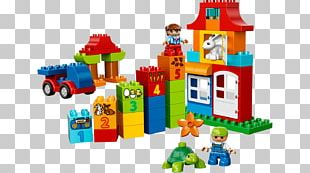 LEGO 10580 DUPLO Deluxe Box Of Fun Lego Duplo Toy Block PNG