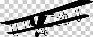 Airplane Aircraft Biplane PNG