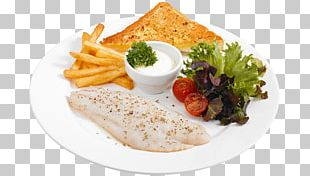 French Fries Full Breakfast Fish Steak Barbecue PNG
