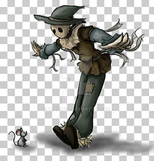 Illustration Cartoon Scarecrow Drawing PNG