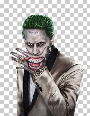 Jared Leto Joker Batman Harley Quinn Robin PNG