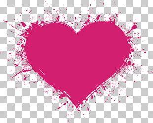 Paper Heart Euclidean PNG