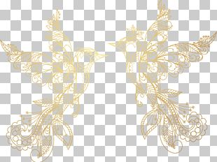 Bird Earring Transfer Textile Nature PNG