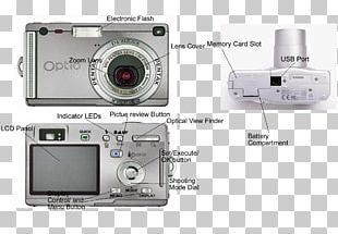 Digital Cameras Photography Minolta X-700 PNG