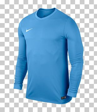Long-sleeved T-shirt Dry Fit Nike PNG