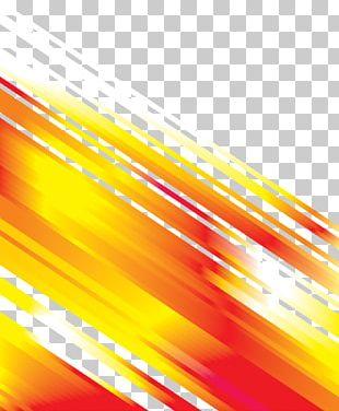 Orange Line PNG