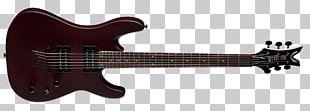 Seven-string Guitar Dean Guitars Electric Guitar Musical Instruments PNG