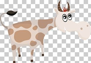 Cattle Horn Goat Reindeer Animal PNG