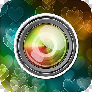 Bokeh Photo App Instagram PNG