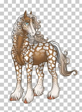 Giraffe Horse Cat Mane PNG