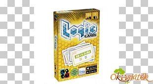 Logic Brain Games Kids Card Game Playing Card PNG