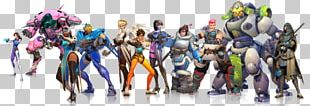 Characters Of Overwatch Widowmaker Video Game Female PNG