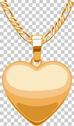 Fashion Accessory Jewellery Necklace Pendant Gold PNG