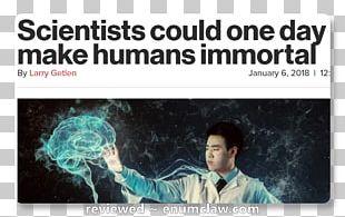Homo Sapiens Immortality Scientist Human Body Human Brain PNG