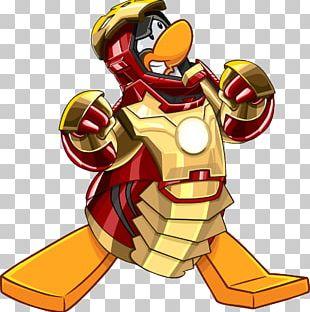 Iron Man Club Penguin Howard Stark Lego Marvel Super Heroes PNG