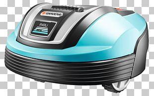 Lawn Mowers Gardena AG Gardena R40Li Gardena Sileno City 250 Gardena R80 Li Robot Lawn Mower PNG