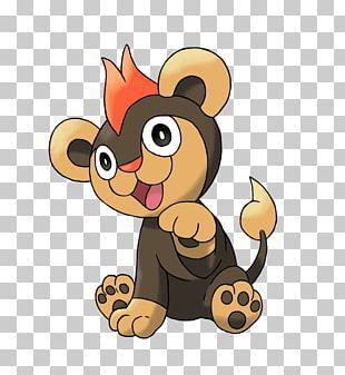 Lion Pokémon X And Y Pikachu Litleo PNG