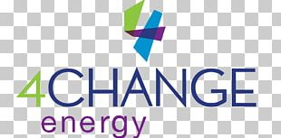 4Change Energy Logo Electricity Brand PNG