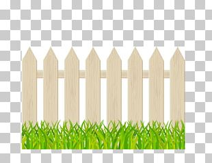 Picket Fence Wood Agricultural Fencing PNG