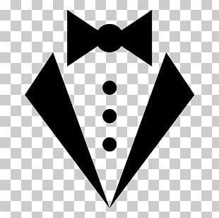 Bow Tie Necktie Tuxedo Suit Black Tie PNG