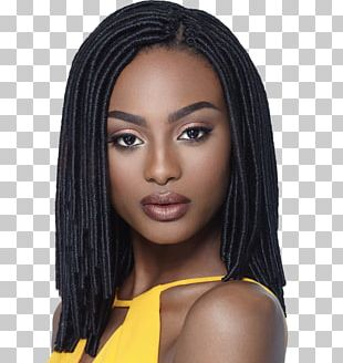 Braid Synthetic Dreads Dreadlocks Hairstyle Artificial Hair Integrations PNG
