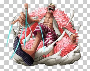 Donquixote Doflamingo One Piece Treasure Cruise Trafalgar D. Water Law Boa Hancock PNG