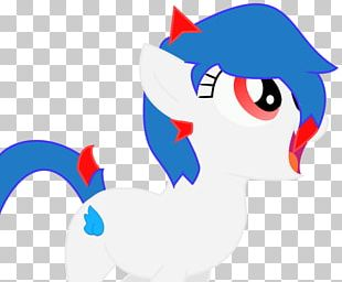 Horse Character Cartoon PNG