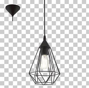 Pendant Light Canton Of Tarbes-1 Light Fixture Lighting PNG