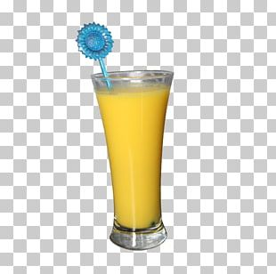 Orange Juice Milkshake Smoothie Cocktail PNG